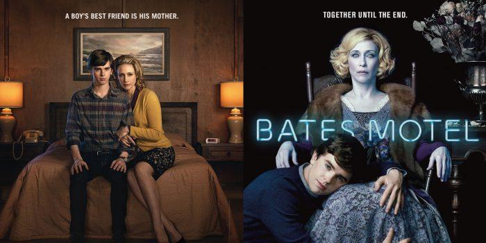 Lo spettacolo della serie tv mostra le vite di Norman Bates e di sua madre Norma Bates prima degli eventi ritratti nel film