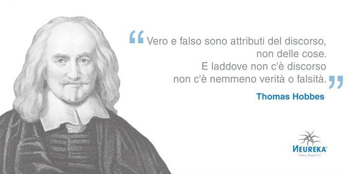 Ricordiamo Thomas Hobbes filosofo inglese il cui pensiero politico ha dominato il XVII secolo e continua ad avere una grande influenza oggi