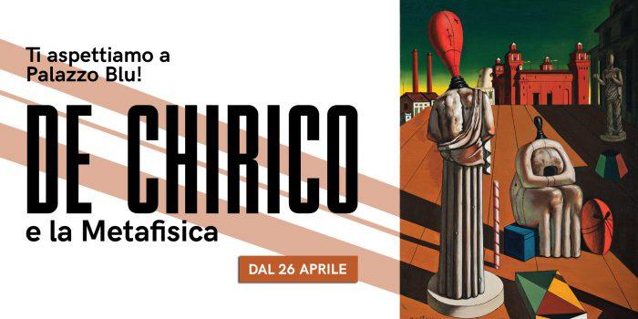 La mostra di De Chirico ti aspetta a Pisa fino al 5 settembre 2021