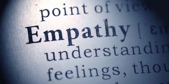 Empatia e distanza. Il vuoto di conoscenza nella conoscenza. The good Neighbor