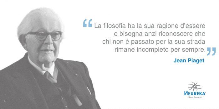 OGGI nasceva Jean Piaget, biologo, psicologo, pedagogista svizzero, fondatore dell'Epistemologia Genetica e grande pioniere della Teoria Costruttivista della Conoscenza
