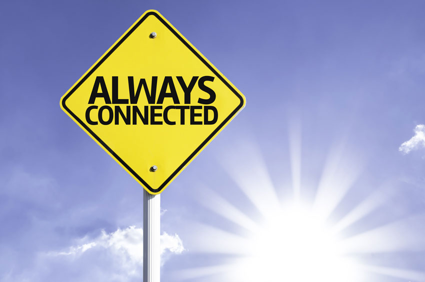 always connected - sempre connessi