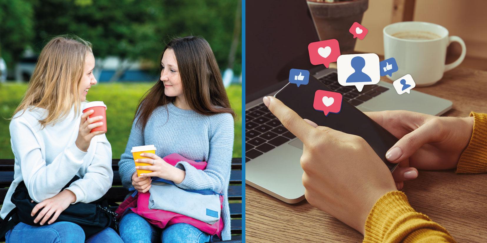 """""""Relazioni face to face e web mediate"""" - articolo di Jessica Guidi"""